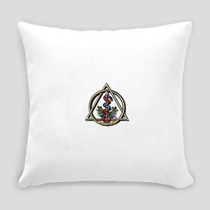Dentistry Caduceus Everyday Pillow