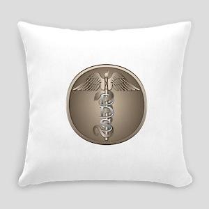 DDS Caduceus Everyday Pillow