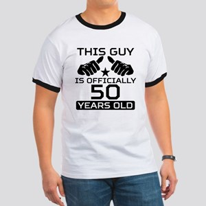 This Guy Is Officially 50 Years Old T-Shirt