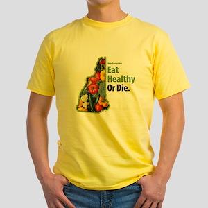 NH - Eat Healthy Or Die T-Shirt