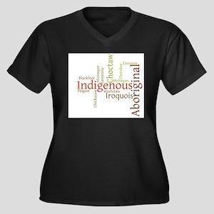 Indigenous People Plus Size T-Shirt