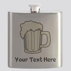 Pitcher Of Beer Flask