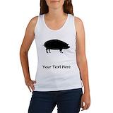 Pig Women's Tank Tops