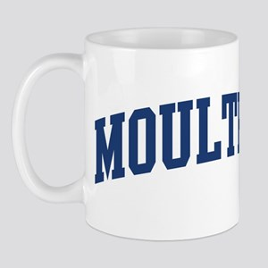 MOULTRIE design (blue) Mug