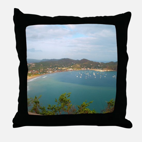 Unique Nicaraguan Throw Pillow