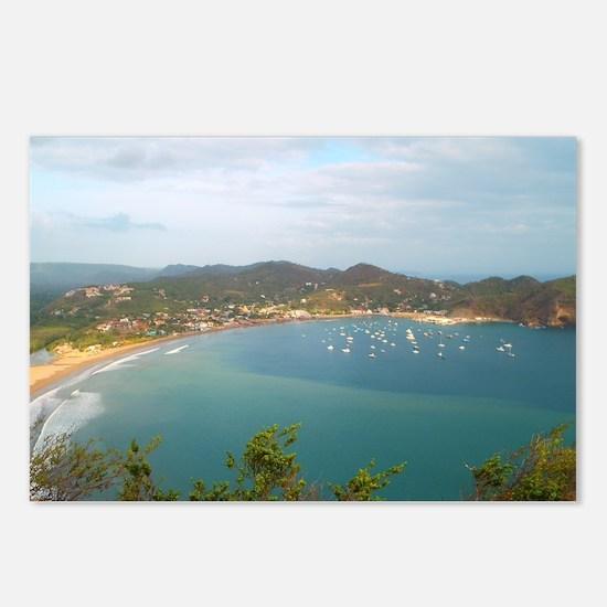 Cute Nicaraguan Postcards (Package of 8)