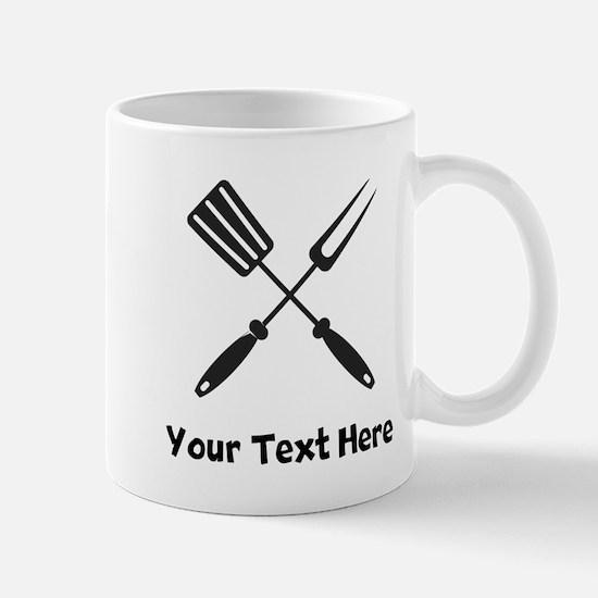 Grilling Utensils Mugs