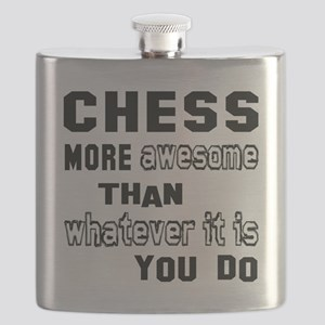 Chess more awesome than whatever it is you d Flask