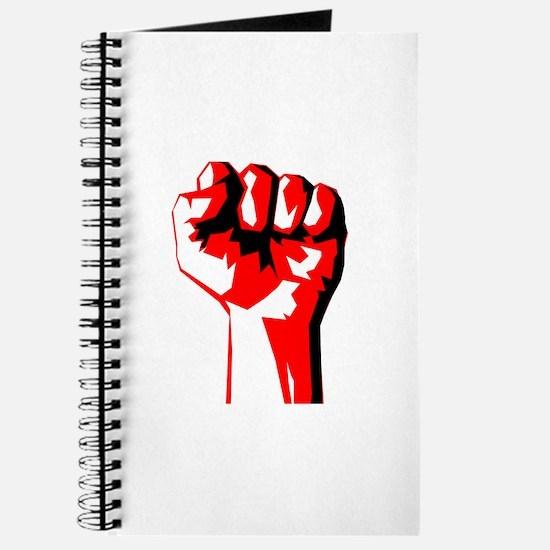 Power Fist Journal