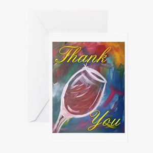 Thank you Greeting Cards