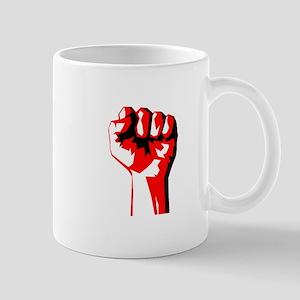Power Fist Mugs