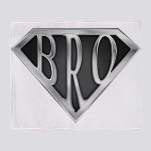 spr_bro_chrm Throw Blanket