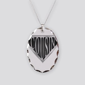 spr_cousin_chrm Necklace Oval Charm