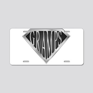 spr_gramps2 Aluminum License Plate