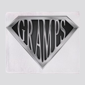 spr_gramps2 Throw Blanket