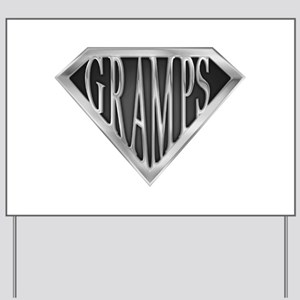 spr_gramps2 Yard Sign