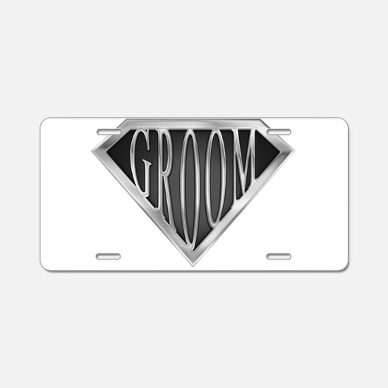 spr_groom_cx.png Aluminum License Plate
