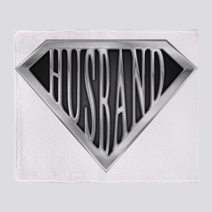 spr_husband_chrm Throw Blanket