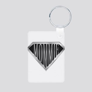 spr_mommie_cx Aluminum Photo Keychain