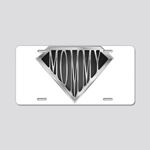 spr_mommy_cx Aluminum License Plate