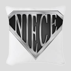 spr_niece_chrm Woven Throw Pillow