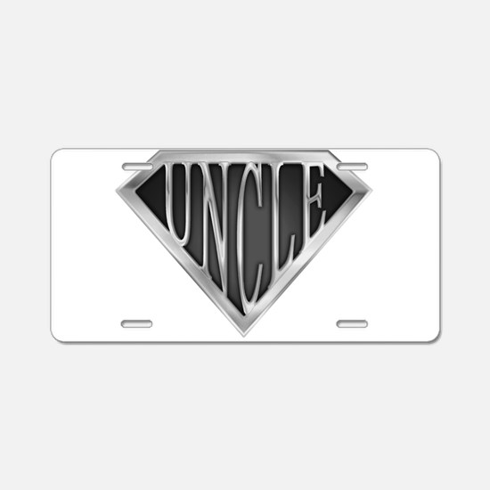 spr_uncle_chrm.png Aluminum License Plate