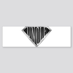 spr_uncle_chrm Sticker (Bumper)