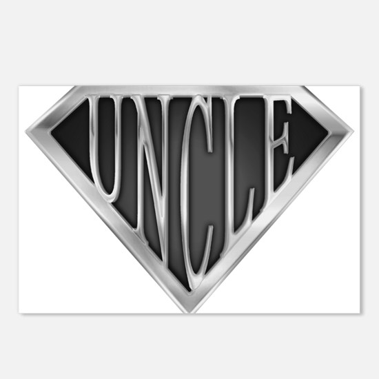 spr_uncle_chrm.png Postcards (Package of 8)