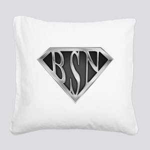 spr_bsn_xc Square Canvas Pillow