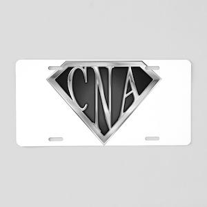 spr_CNA_xc Aluminum License Plate