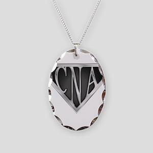 spr_CNA_xc Necklace Oval Charm