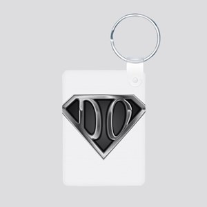 spr_do2_chrm Aluminum Photo Keychain