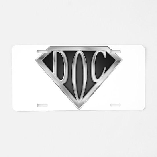 spr_doc2_chrm.png Aluminum License Plate