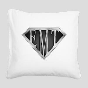 spr_emt_xc Square Canvas Pillow