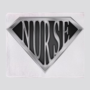 spr_nurse_xc Throw Blanket