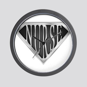 spr_nurse_xc Wall Clock