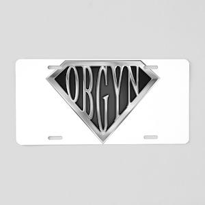 spr_obgyn_c Aluminum License Plate