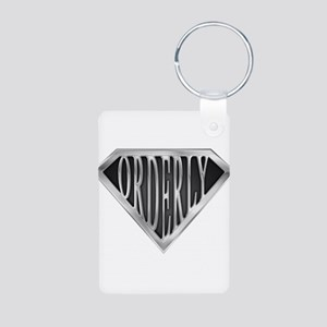 spr_orderly_chrm Aluminum Photo Keychain