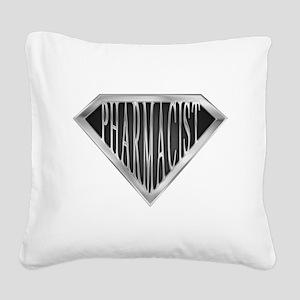 spr_pharmicist_chrm Square Canvas Pillow