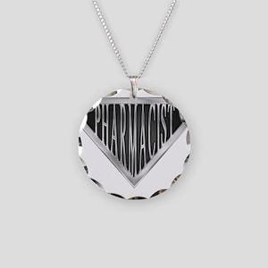 spr_pharmicist_chrm Necklace Circle Charm