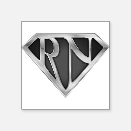 "spr_rn3_chrm.png Square Sticker 3"" x 3"""