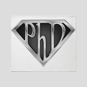spr_phd2_chrm Throw Blanket