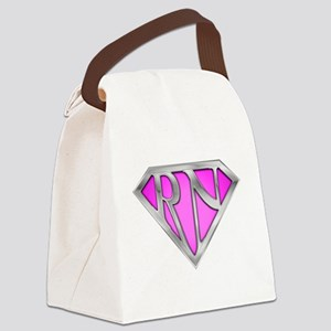 spr_rn3_pnk Canvas Lunch Bag