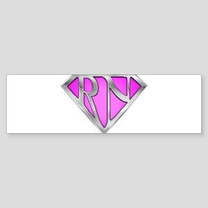 spr_rn3_pnk Sticker (Bumper)