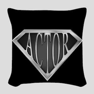 spr_actor_cx Woven Throw Pillow
