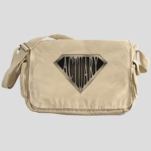 spr_actuary_chrm Messenger Bag