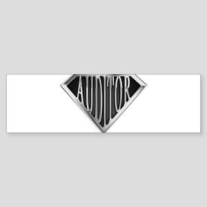 spr_auditor2_chrm Sticker (Bumper)