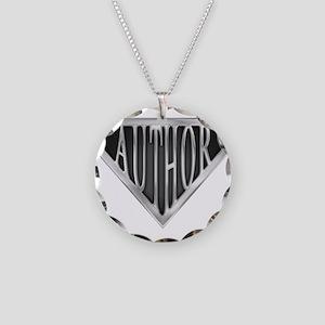 spr_author_chrm Necklace Circle Charm