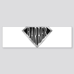 spr_barber_chrm Sticker (Bumper)