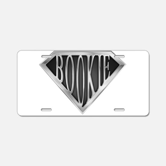 spr_bookie_chrm.png Aluminum License Plate